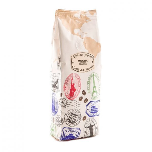 Kaffee aus Brasilien - Caffe del Mondo
