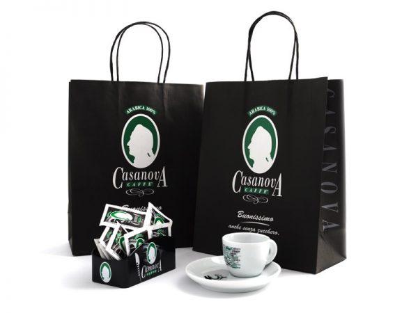 casanova caffè, Italienischer Kaffee