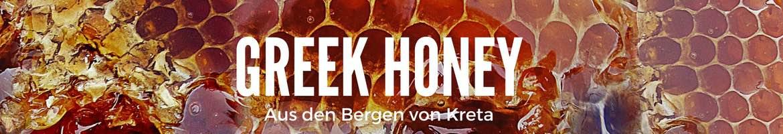 Honig aus Griechenland, Honig aus Kreta