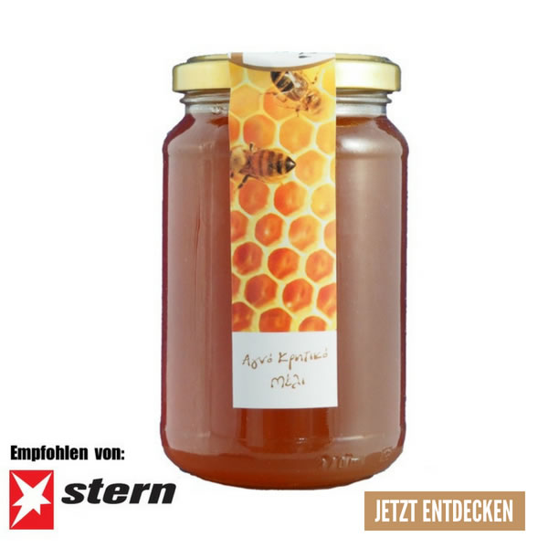 Berghonig aus den Pollen wertvoller Kräuter.