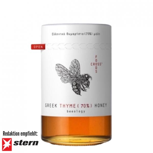Naturhonig, Biohonig, Kaltgeschleuderter Honig
