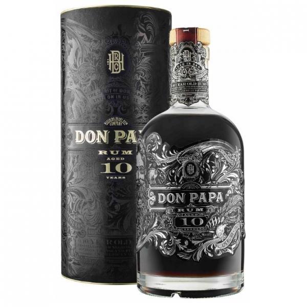 Don Papa Rum 10 ► Philippinisches Getränk   GREEKCUISINEmagazine