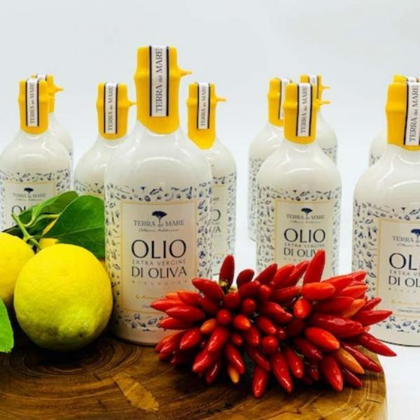 Terra del Mare Olivenöl ►Olivenölflaschen| GOURMETmanufactory